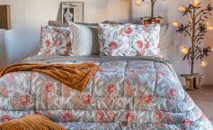 Viste tu dormitorio de pura calidez con los textiles más tendencia de este otoño