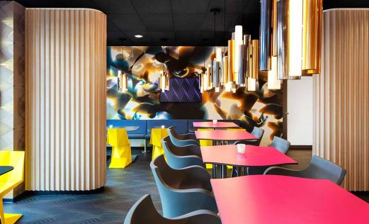 Prizeotel, el hotel inteligente situado junto al aeropuerto de Múnich
