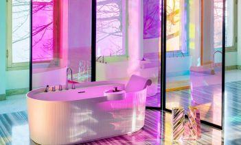 Bañeras exentas, el clásico reinventado para convertir tu baño en un spa