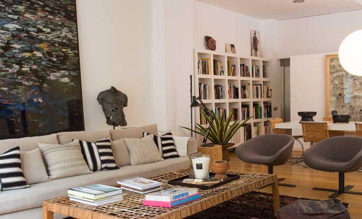 Decora con arte tu hogar con los consejos de la pintora Rosa Galindo
