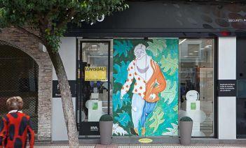Logroño se viste de arte en una nueva y especial edición de Lovisual