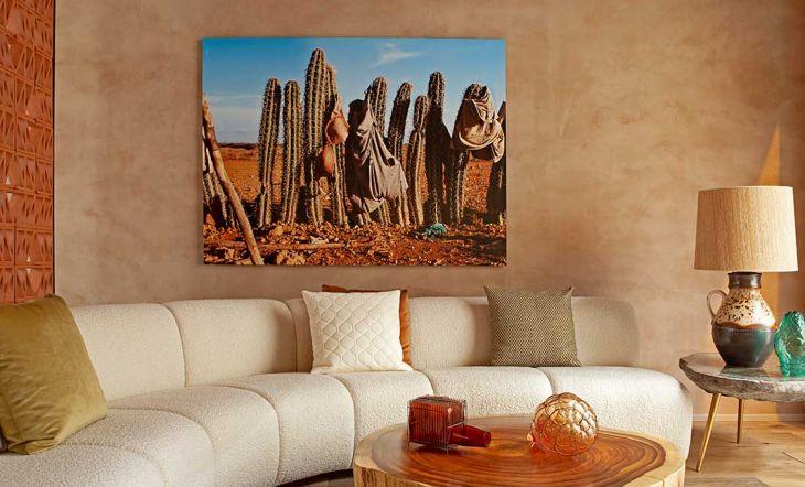 """Espacio """"Tierra"""", de Erico Navazo. Foto de Asier Rua."""
