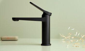 Dale un toque más glam y sostenible a tu baño con grifos de lavabo de diseño y de última generación
