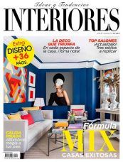 Portada revista interiores número noviembre