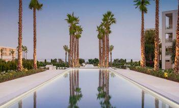 Ikos Andalucía un complejo de lujo con todo includio a orillas del Mediterráneo