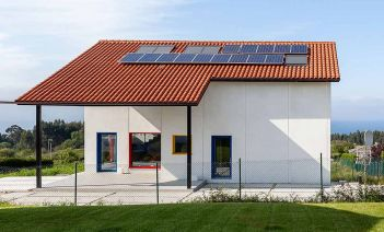 Casa Queta: una vivienda unifamiliar y sostenible