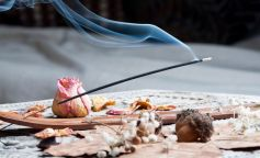 Inciensos, aromas y fragancias de otoño