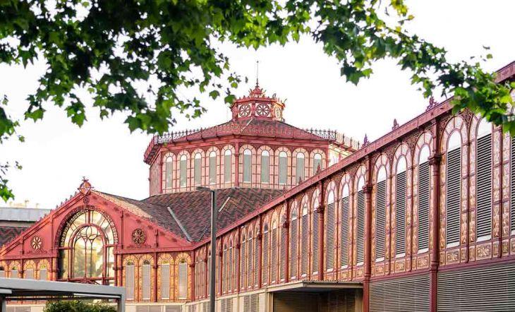 El Mercat de Sant Antoni se convierte en uno de los edificos más eficientes de 2020
