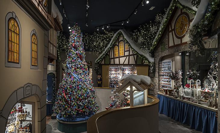 La tienda de Navidad más grande de España vuelve a Barcelona