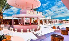 Un salto atrevido y cool con dos de los hoteles más fotografiados de toda Ibiza