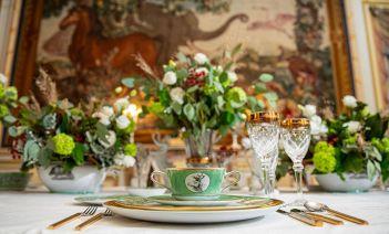 Comer con los ojos, una colección de mesa inspirada en la naturaleza