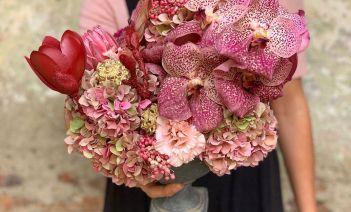 Flowers by Bornay abre su tienda online con sus icónicas creaciones de arte floral para toda España