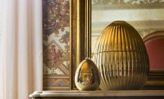 Huevo dorado de LADENAC