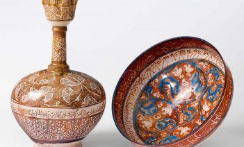 """""""Epic Iran"""": la muestra del Victoria and Albert de Londres que rinde homenaje a la cultura iraní"""
