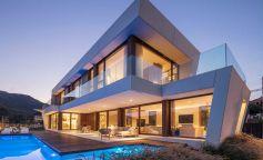 Panoramic House: una vivienda con el paisaje como protagonista