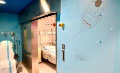 Una 'Estación lunar' en el Hospital Universitario Vall d'Hebron para los niños con cáncer