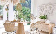 Decora con bambú La tendencia hacia lo natural que regresa este 2021