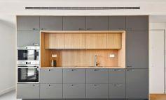 Proyecto Modern, reforma alrededor de un gran mueble multifuncional