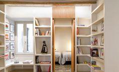 Encanto barcelonés en la reforma de un piso en el Raval
