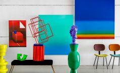 Este febrero, el color y el diseño inundan la decoración de interiores