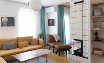 'Candy': una vivienda en Kosovo que conquista por su color y su diseño original