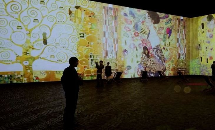 Klimt en IDEAL.