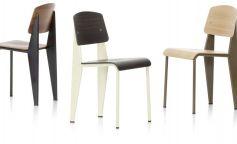 Vitra  Standard Chair Jean Prouvé