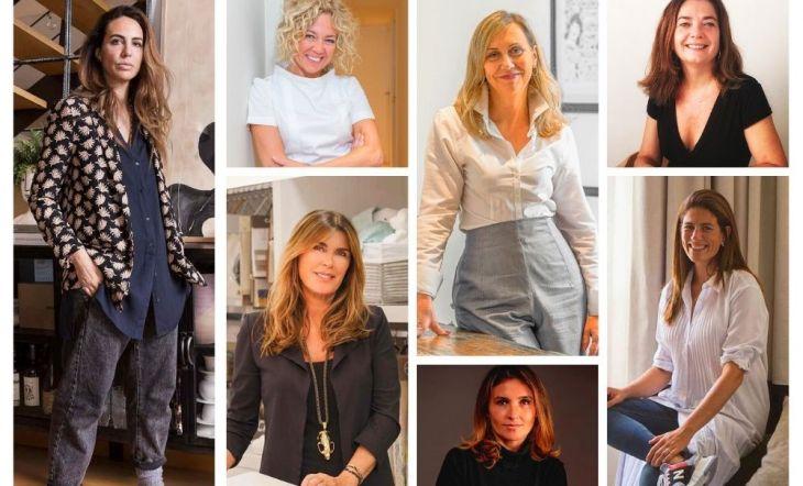 Mujeres emprendedoras en el diseño y el interiorismo