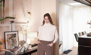 """Rianne Meijer: """"Las flores son imprescindibles en un hogar, aportan tanto confort como color"""""""