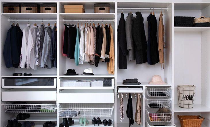 Cambio de armario, los trucos de Ikea para guardar la ropa de invierno