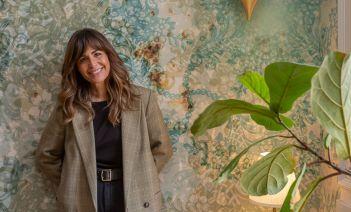 Nuria Roca, nueva embajadora de la Escuela Madrileña de Decoración