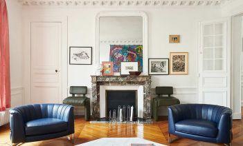 Una mirada al trabajo de interiorismo de Léonie Alma Mason