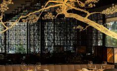 Toques dorados y autenticidad asiática en la construcción del restaurante de lujo 'Tse Yang'