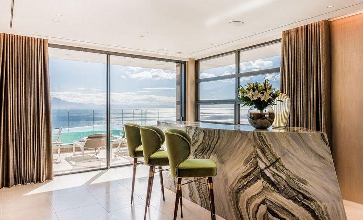 Villa de lujo en Gibraltar con el diseño artesano italiano como protagonista