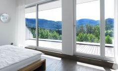Las casas del futuro son de cristal
