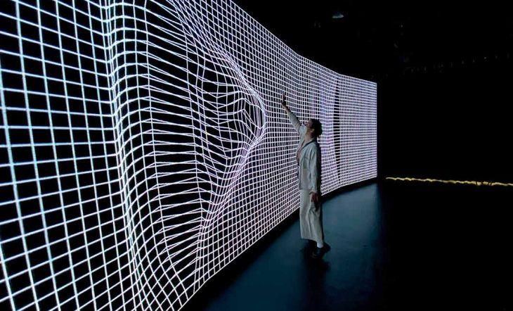 Madrid se convierte durante el mes de mayo en una ventana para el arte digital