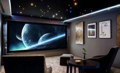 Cómo montar tu propia sala de cine en casa