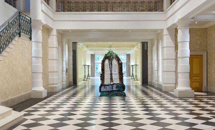 La galería Badr El Jundi se pone en marcha con la reapertura del Anantara Villa Padierna Palace