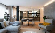Casa Bachiller, apuesta por la amplitud y luminosidad en Valencia