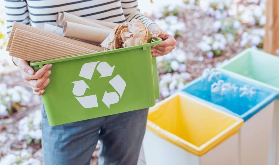 Los errores más frecuentes que cometemos al reciclar