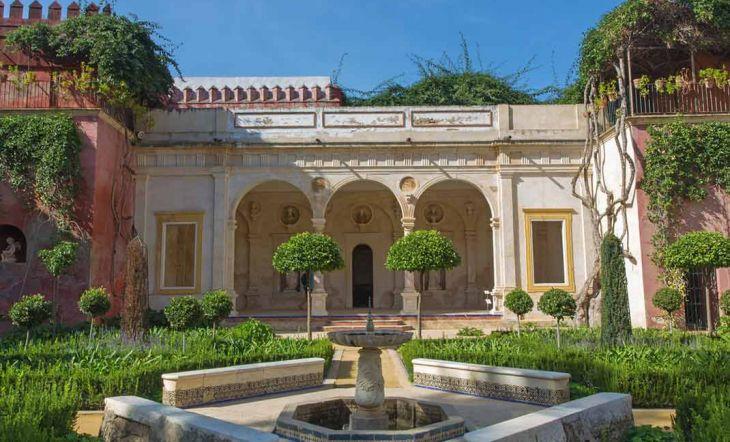 Adéntrate en los 5 jardines palaciegos más desconocidos de España