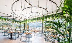 Celebración de los sentidos en el interiorismo de un restaurante en Mallorca