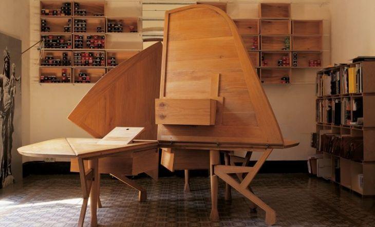 Ines-Table. Foto Giovanni Zanzi.