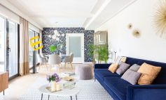 Elegancia, sofisticación y atemporalidad en una vivienda de Boadilla del Monte
