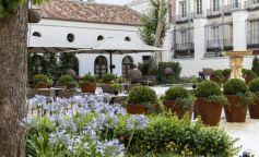 Madrid florece: la espectacular instalación floral que te envuelve con los cinco sentidos