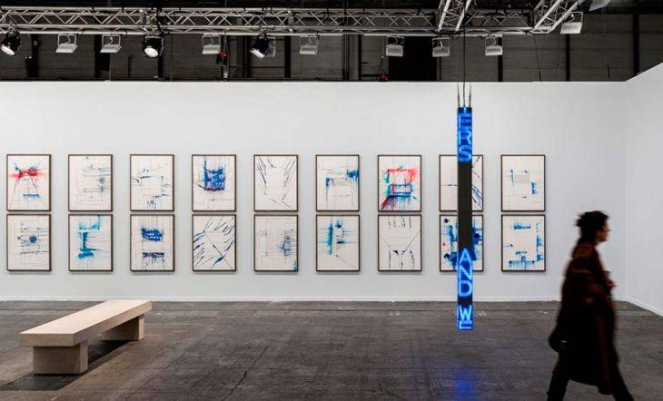 A un mes de la apertura de ARCOmadrid, la feria internacional de arte contemporáneo calienta motores