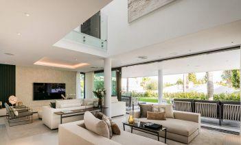 El lujo y el perfeccionismo de Villa Casablanca
