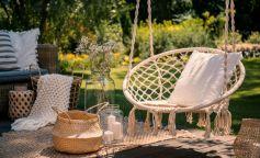 Como crear el rincón perfecto al aire libre