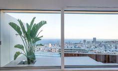 Las vistas a la ciudad de Santa Cruz de Tenerife de 'Casa Cami'
