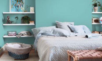 ¿Cómo acertar al elegir el color de pintura para una habitación?